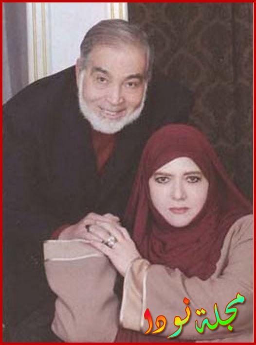 حسن يوسف ينفي وفاة زوجته