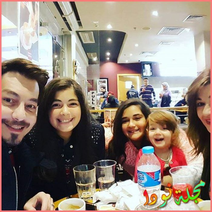 صورة عائلية جميلة