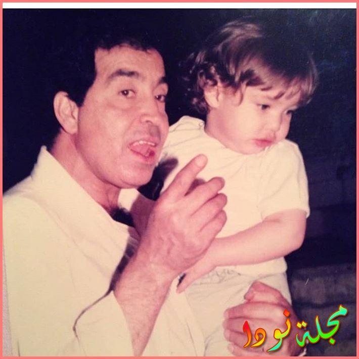 صورة عمر حسن يوسف وهو صغير