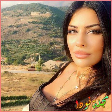 غنوة محمود بطلة مسلسل صبايا