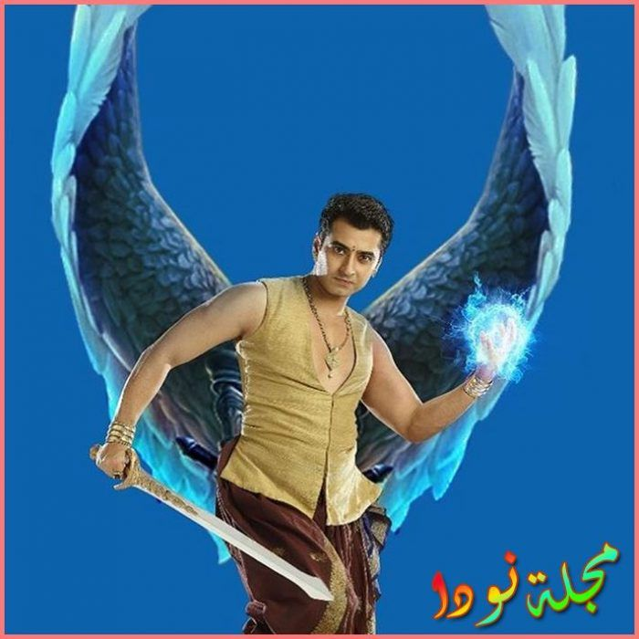 و الممثل الهندي هارشاد أرورا
