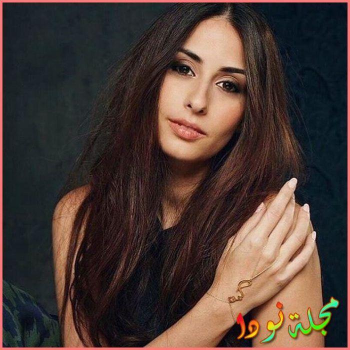 المغنية الجميلة الرقيقة هبة طوجي