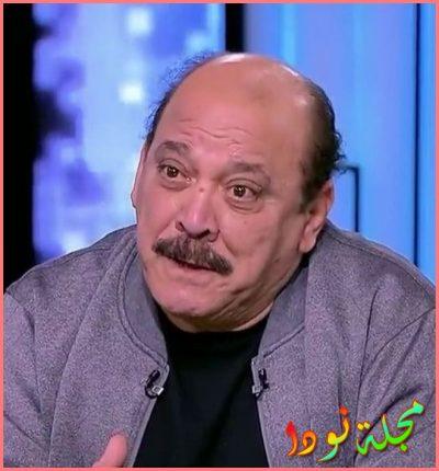 الممثل المصري ضياء الميرغني