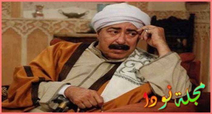 صلاح السعدني في مسلسل القاصرات