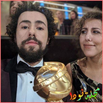 بجائزة جولدن جلوب كأفضل ممثل في مسلسل كوميدي