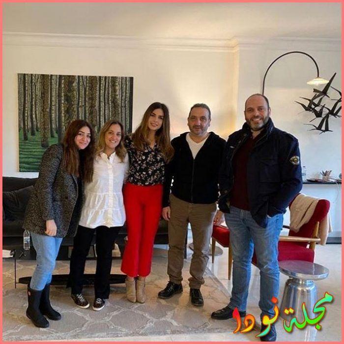 بدء تصوير المسلسل اللبناني الجديد