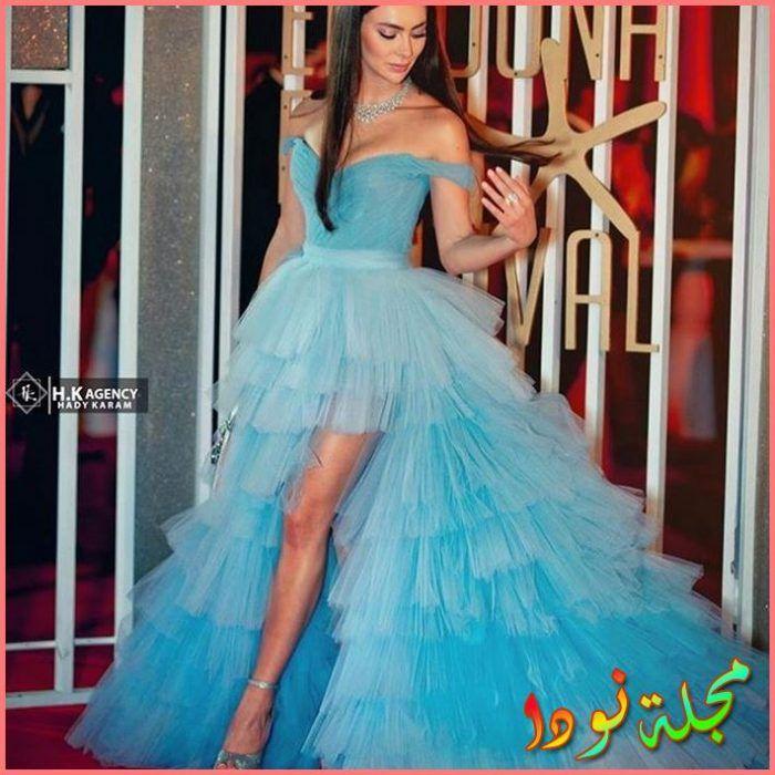 ستيفاني صليبا عاشقة لعالم الموضة والأزياء