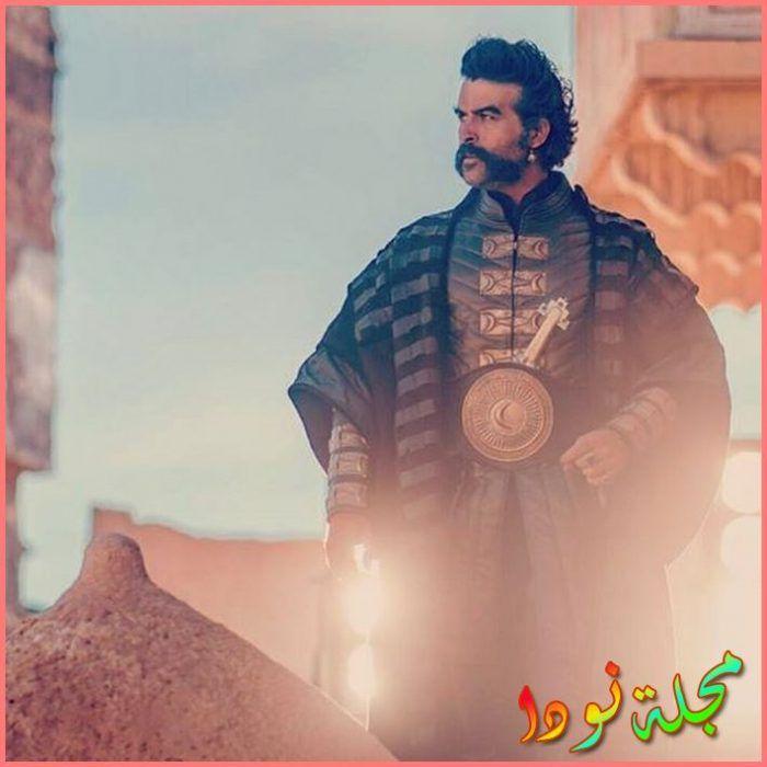من هو محمود نصر بطل مسلسل دانتيل
