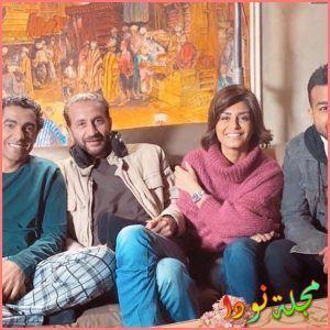 قصة مسلسل حب عمري هيثم شاكر و منة فضالي 2020