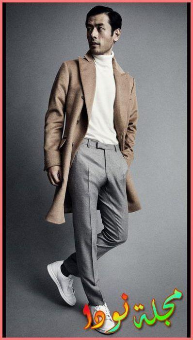 أحدث الملابس الرجالي الشتوي (1)