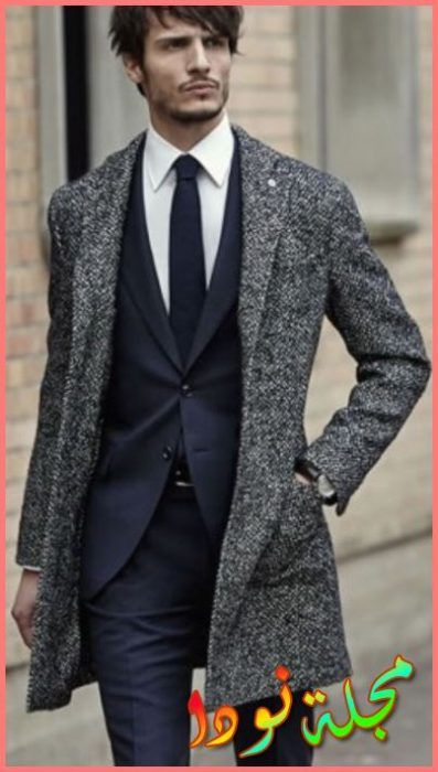 أحدث الملابس الرجالي الشتوي (3)