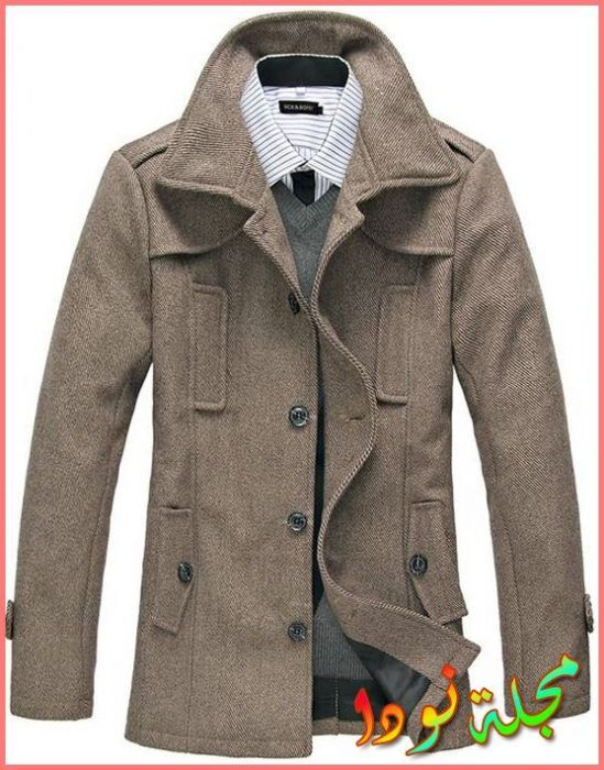الجديد في عالم الملابس الرجالي الشتوي (1)