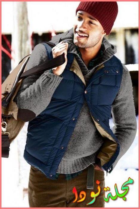 الجديد في عالم الملابس الرجالي الشتوي (2)