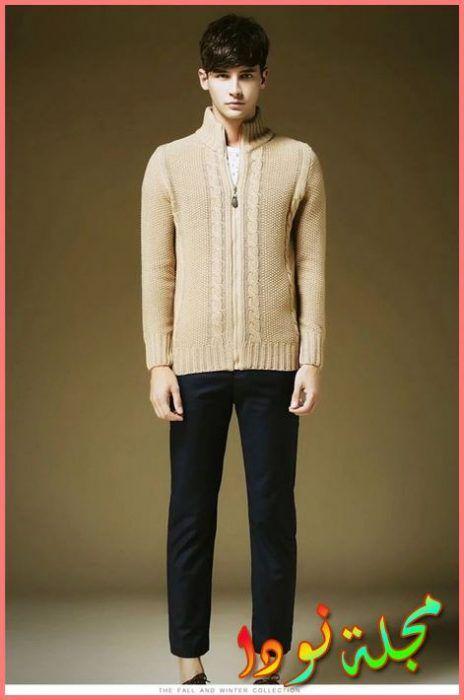 الجديد في عالم الملابس الرجالي الشتوي (3)