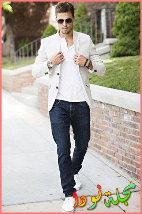 الملاءمة المناسبة في الملابس الرجالية (1)