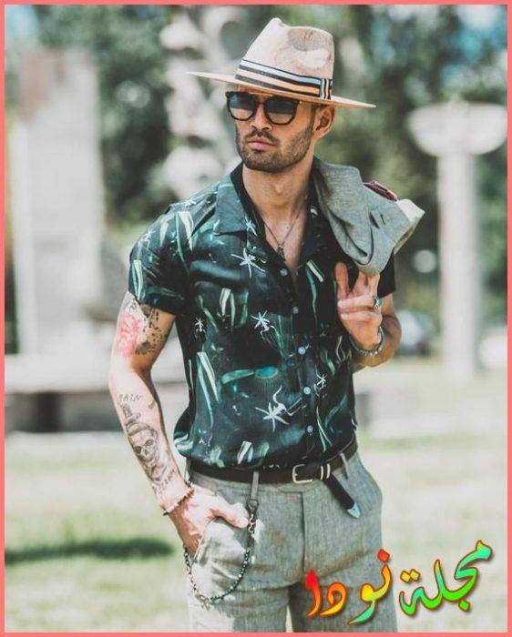 الملاءمة المناسبة في الملابس الرجالية (2)