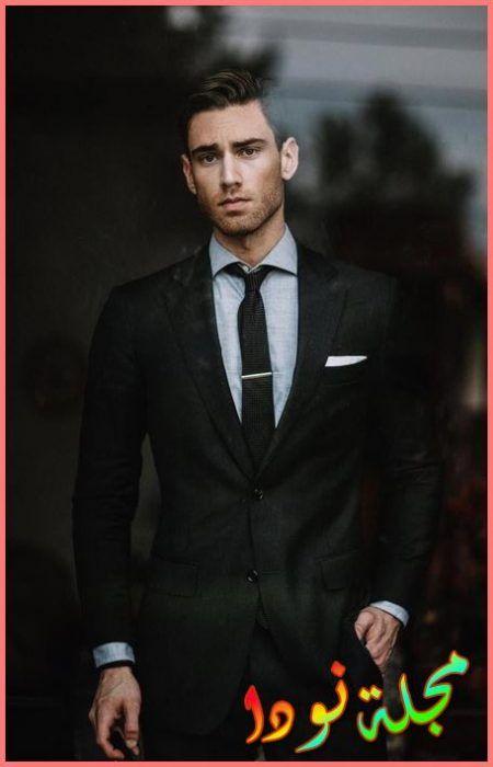 الملاءمة المناسبة في الملابس الرجالية (4)