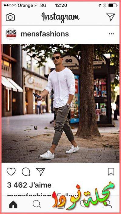 الملابس الرجالي الصيفي (2)