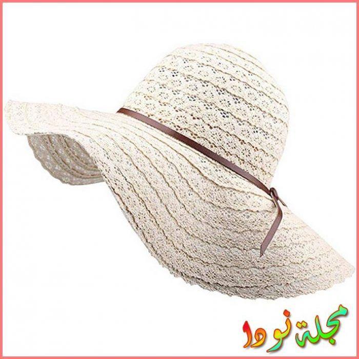 قبعات حامية من الشمس للصيف (2)