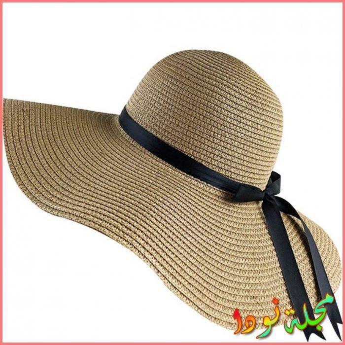 قبعات حريمي صيفي (4)