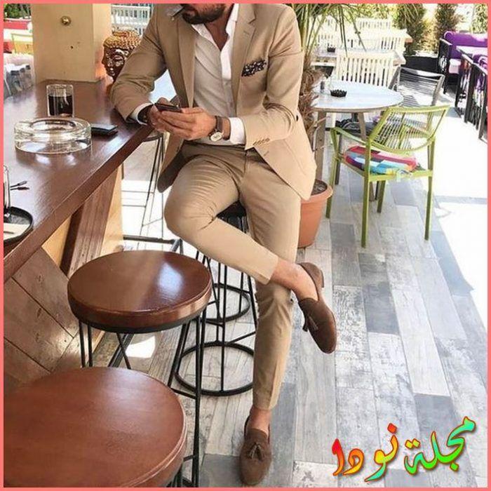 ملابس رجالية كلاسيك بدل (3)