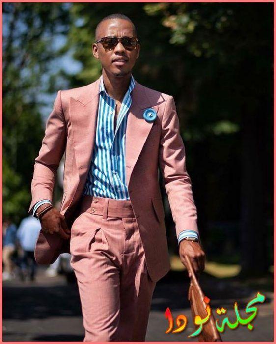 ملابس رجالية كلاسيك بدل (4)