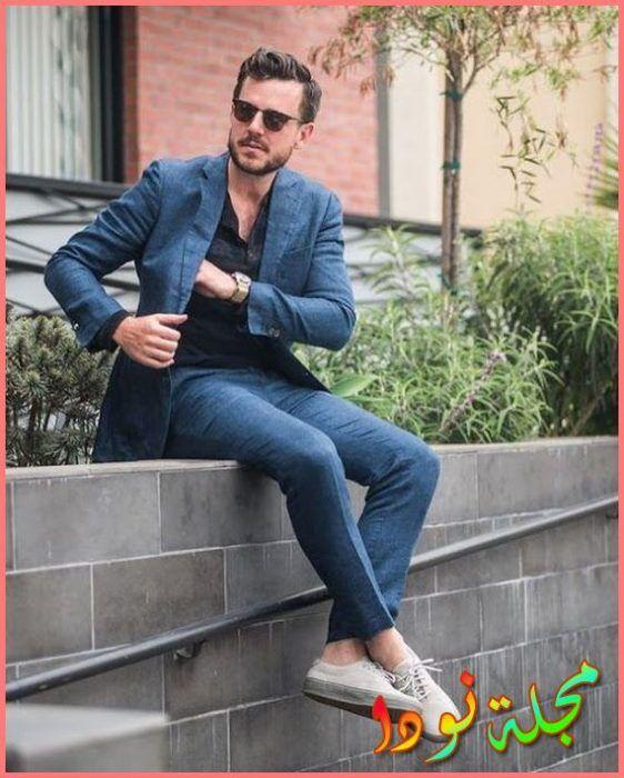 ملابس رجالية كلاسيك بدل (6)