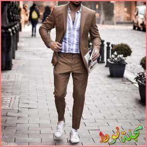 ملابس رجالي من أجل صيف بدل صيفية أنيقة وجميلة