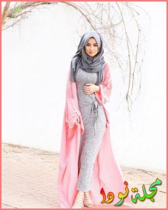و ملابس بنات محجبات (2)
