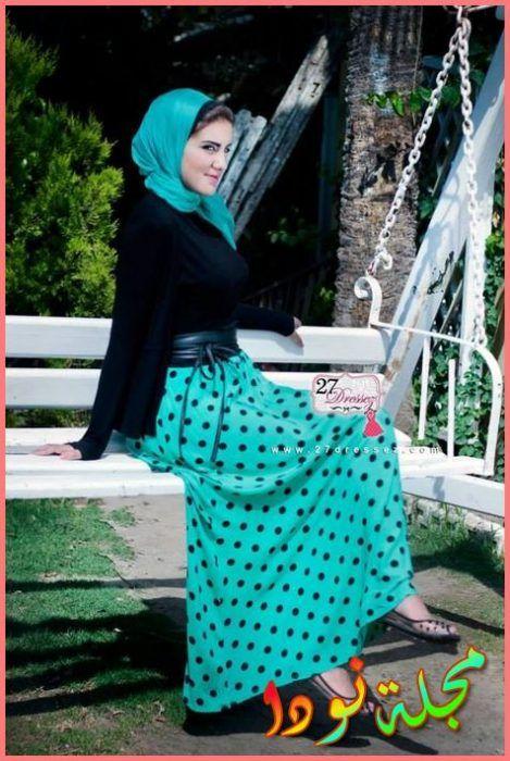 و ملابس بنات محجبات (4)