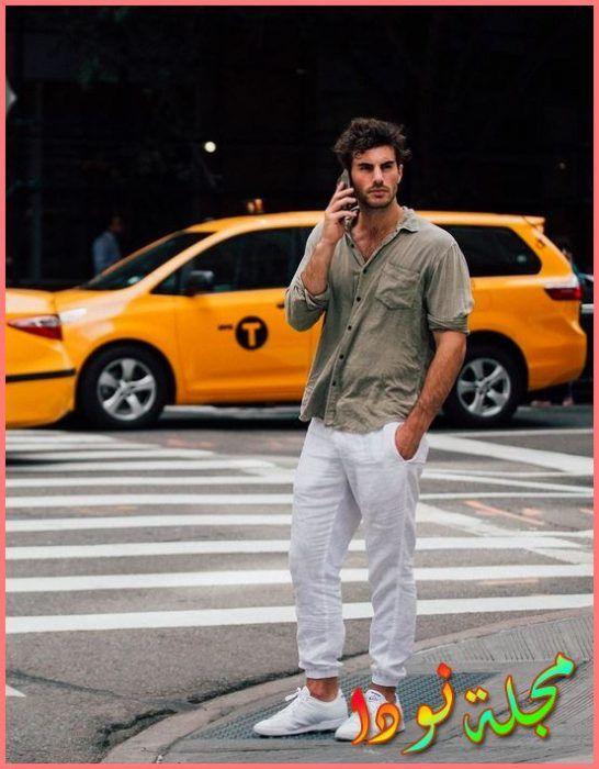 و ملابس رجالية من أجل صيف ممتع (1)