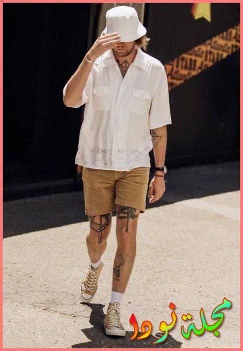 و ملابس رجالية من أجل صيف ممتع (11)