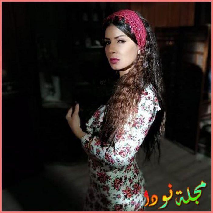 و نجلاء بدر من كواليس تصوير مسلسل الفتوة