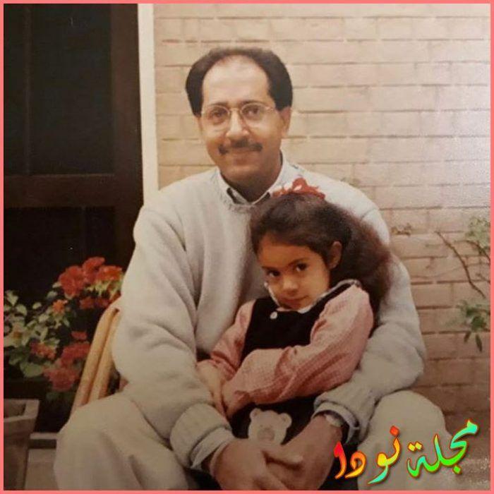 أنيا سينغ ووالدها
