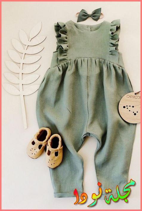 أطقم رائعة لملابس أطفال بناتي حديث الولادة