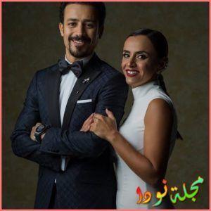 احمد داوود وهلا راشد
