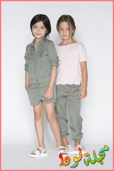 المتاجر الخاصة بملابس الاطفال