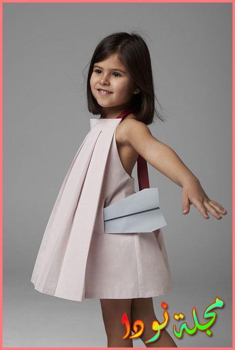 بالصور أحدث ملابس بنات أطفال روعة