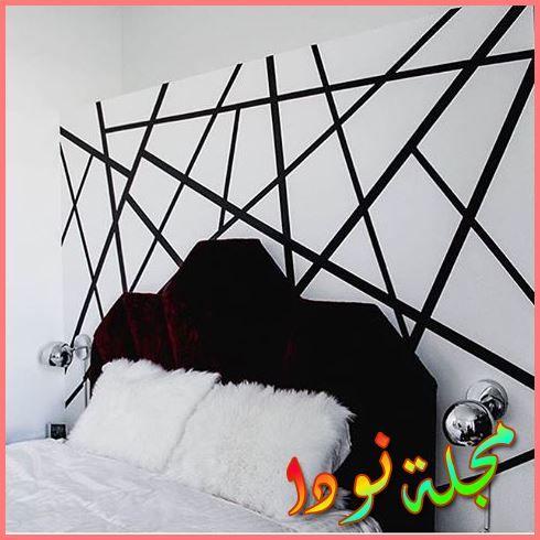 خلفية سرير رائعة