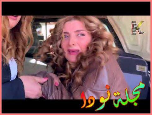 صورة من حلقات المسلسل المنتظر