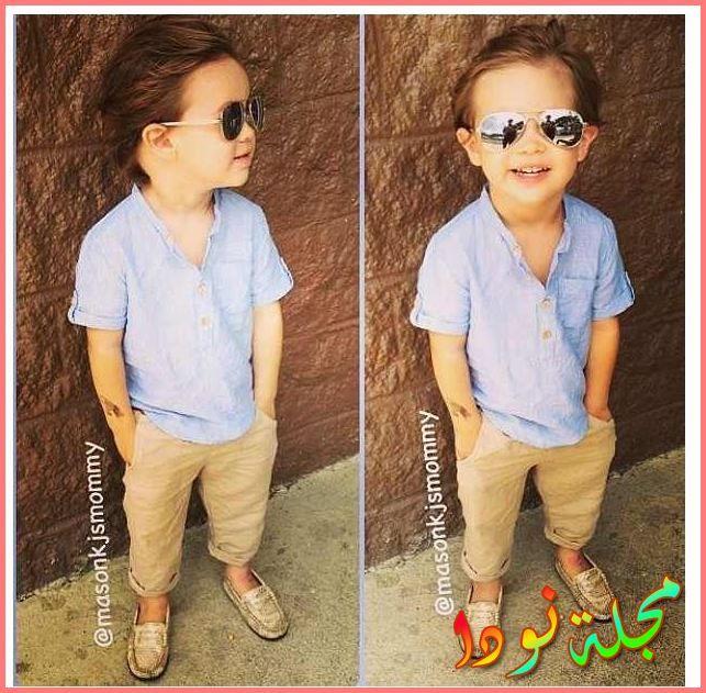 صور أزياء أطفال أولاد 2020