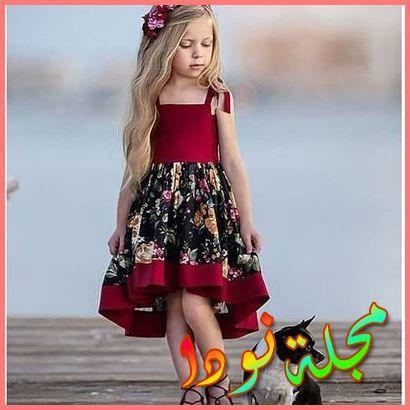 صور لأجمل ملابس اطفال للبنات