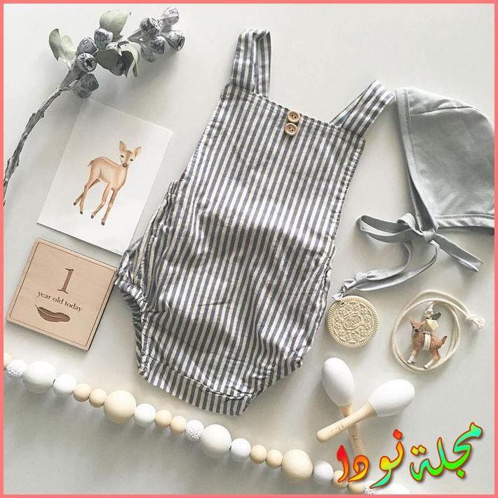 صور لأحدث ملابس أطفال بناتي حديث الولادة