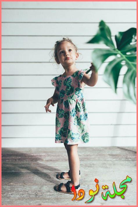 فستان صيفي أنيق