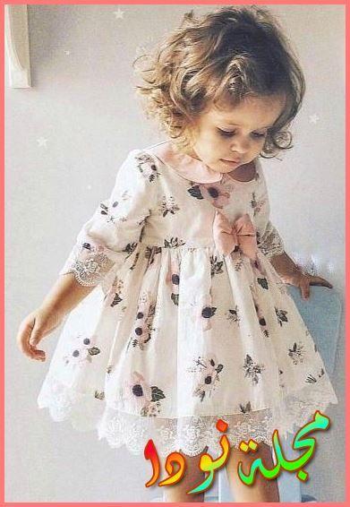 فستان منفوش لمحبي الجمال