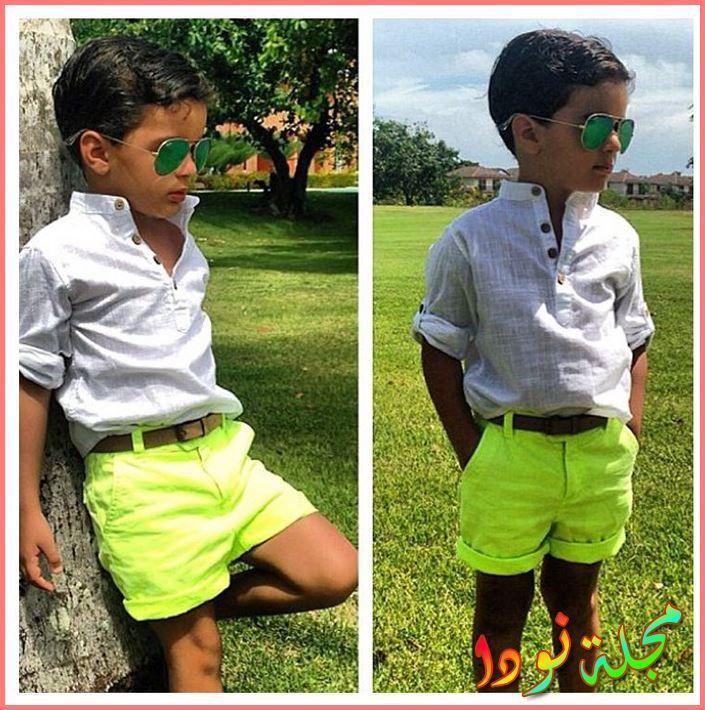 ملابس أولاد للعيد 2020