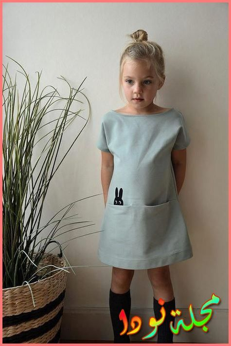 ملابس اطفال بنات للعيد 2020