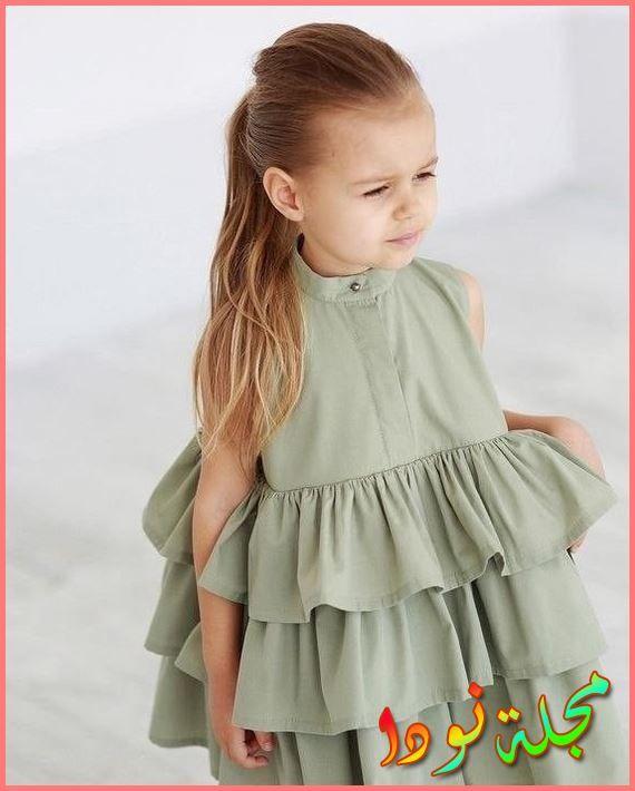 ملابس بناتي أطفال من عروض الازياء 2020