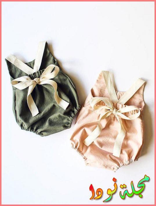 ملابس داخلية شيك لحديث الولادة