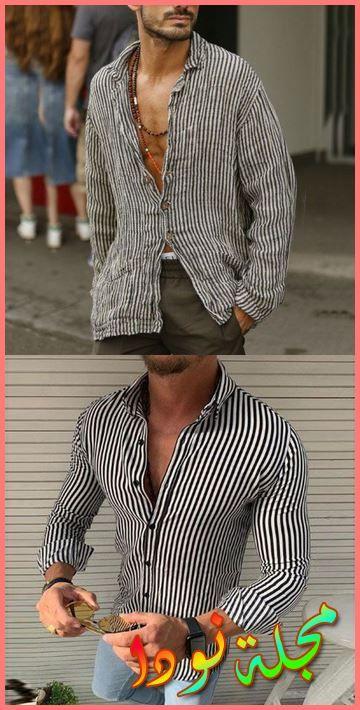 آخر موضة الملابس الرجالية